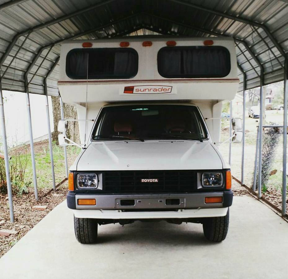 Used Toyota Campers For Sale