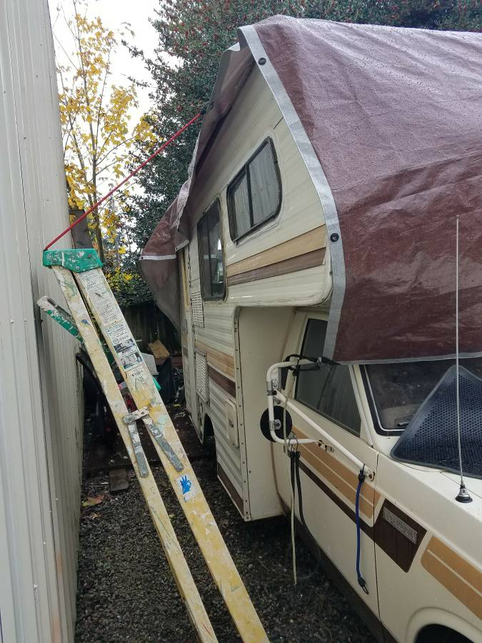 Toyota Fayetteville Nc >> 1979 Toyota Dolphin 4 Cyl Motorhome For Sale in Portland ...