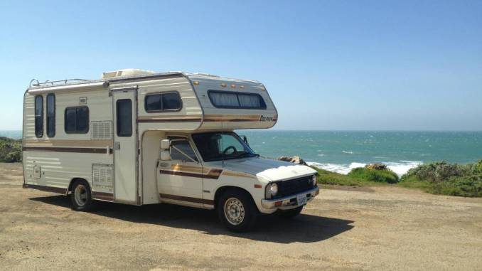 California Sacramento Craigslist >> 1981 Toyota Dolphin Mini Motorhome For Sale in Cambria, CA - $7,500