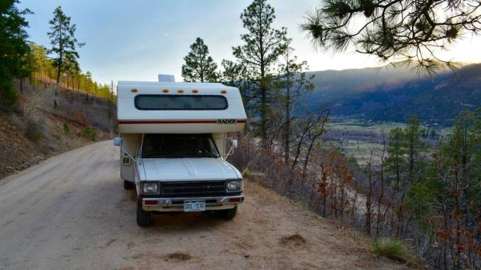 1982 Toyota Dolphin Rader For Sale In Ridgway Western