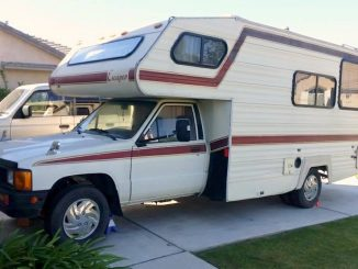 Toyota Escaper For Sale - Class C RV Classifieds North America