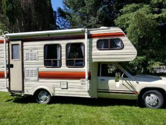 Rv For Sale Canada >> Toyota Motorhome Class C Rv For Sale In British Columbia