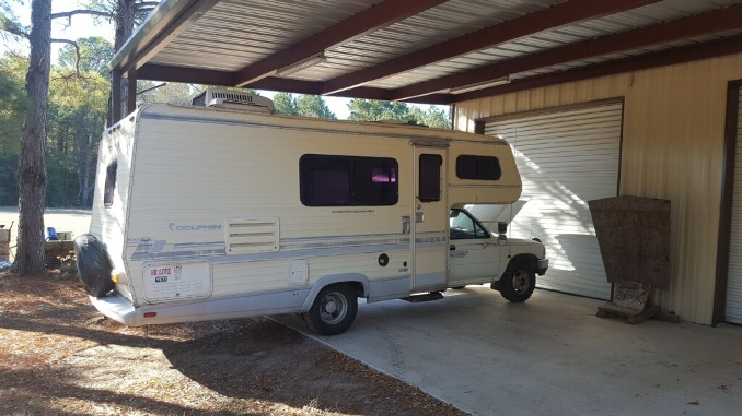 1992 Toyota Dolphin 21 FT Motorhome For Sale in Tulsa, Oklahoma