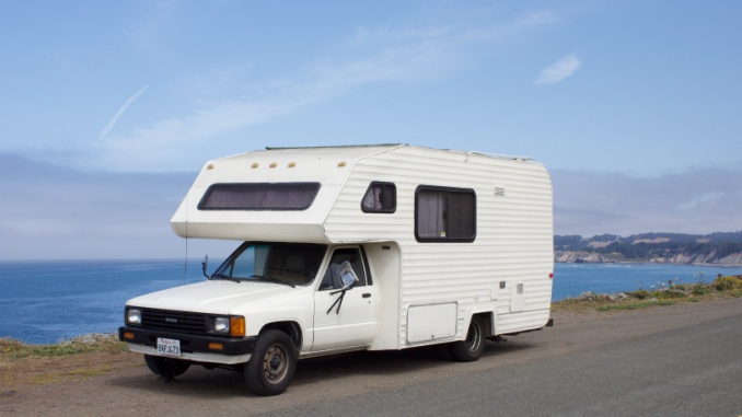1986 Toyota Gulf Stream Conquest 22FT RV For Sale in Grand Junction CO