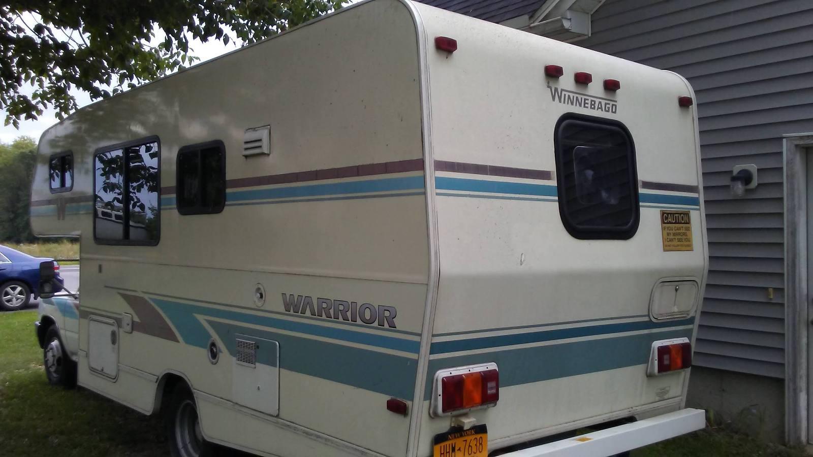 1993 Toyota Winnebago Warrior 21FT Motorhome For Sale in