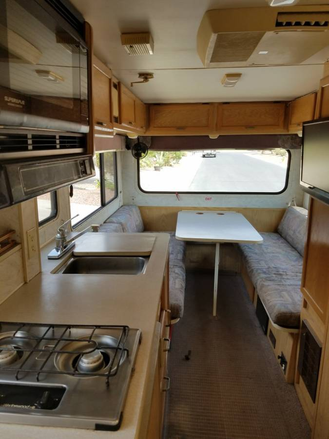 1993 Toyota Itasca Spirit 21ft Motorhome For Sale In Los