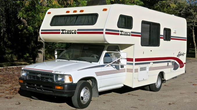 1993 Winnebago Itasca Spirit 21FT V6 Auto RV For Sale in