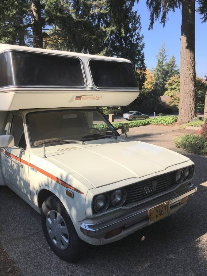 1978 Toyota Sunrader 16 5ft Motorhome For Sale In Portland Or