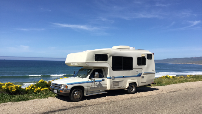 Toyota Motorhome For Sale: Chinook, Dolphin, Sunrader