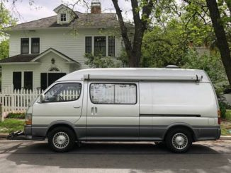 HiAce Toyota Motorhome For Sale - Class C RV Classifieds North America