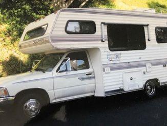 1989 Vista CA
