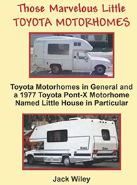 Those Marvelous Little Toyota Motorhomes: