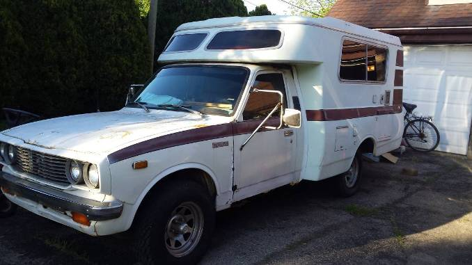 1977 Toyota Chinook Motorhome For Sale in Warren, MI