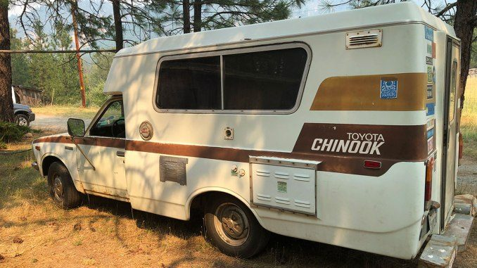 Toyota Motorhome For Sale: Chinook, Dolphin, Sunrader, Craigslist Used