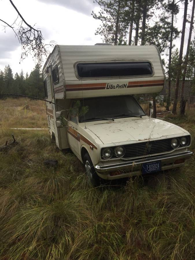1979 Toyota Dolphin 14FT Motorhome For Sale in Kalispell, MT