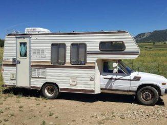 Toyota Motorhome (Class C RV) For Sale in Colorado