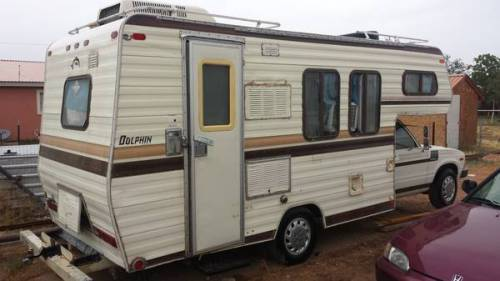 1983 Toyota Dolphin Motorhome For Sale by Owner in West ...