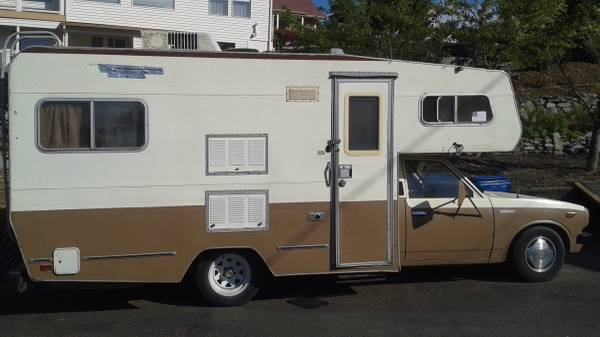 1980 Toyota Motorhome For Sale in Seattle WA