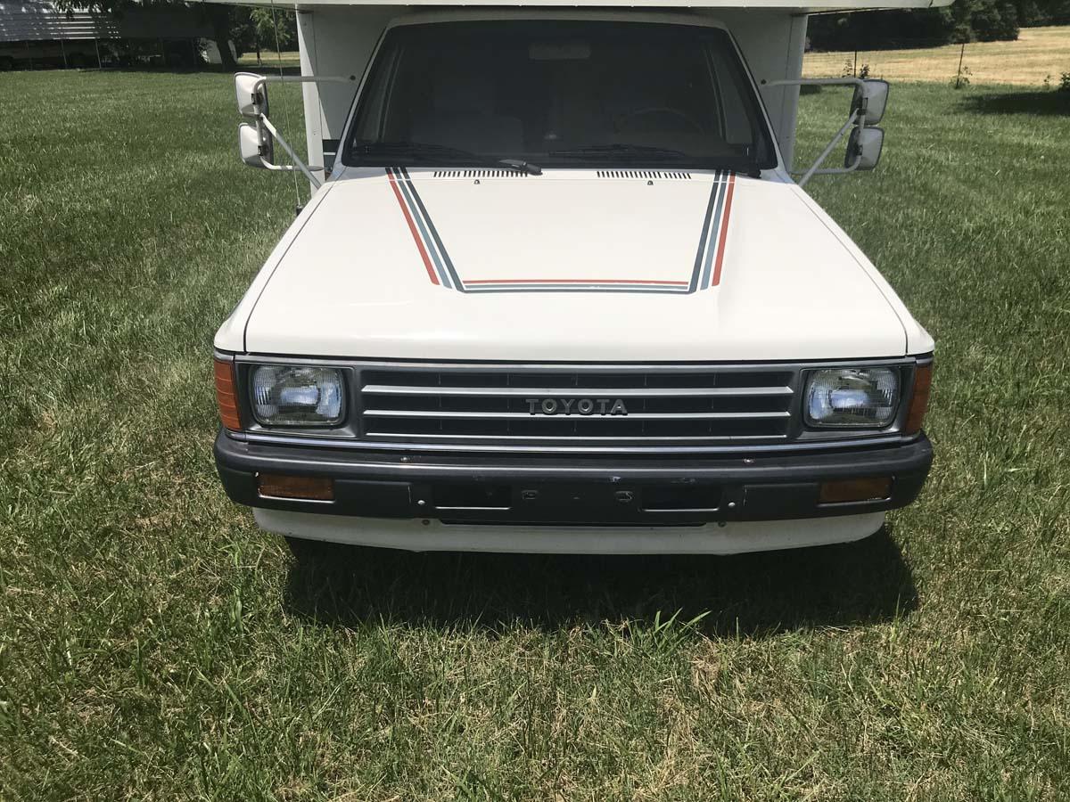 Toyota Murfreesboro Tn >> 1987 Toyota Winnebago 319RB Motorhome For Sale in Murfreesboro, TN