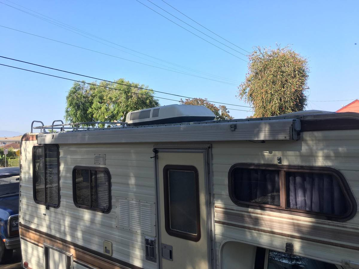 1986 Toyota Dolphin Motorhome For Sale In Monterey Park Ca