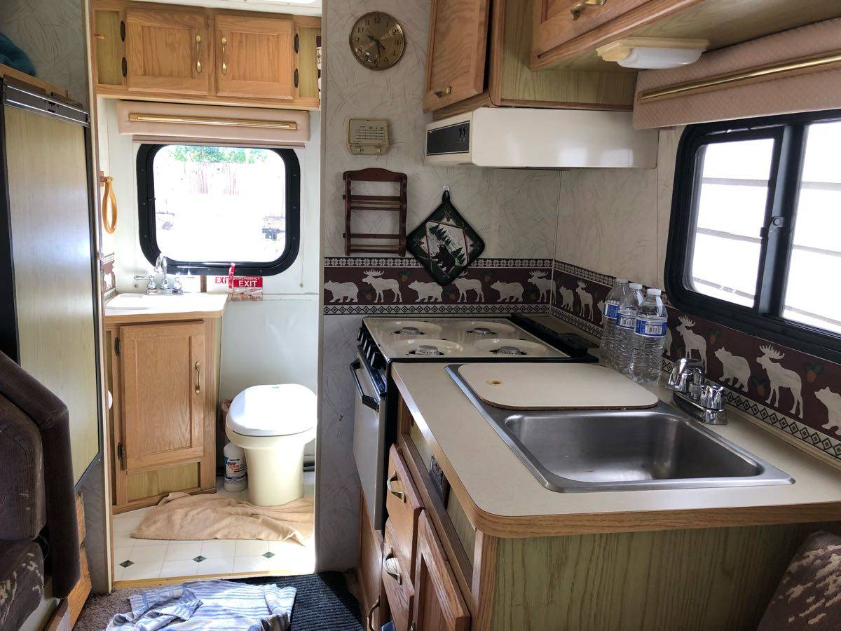 1991 Toyota Itasca Motorhome For Sale In Damascus Or