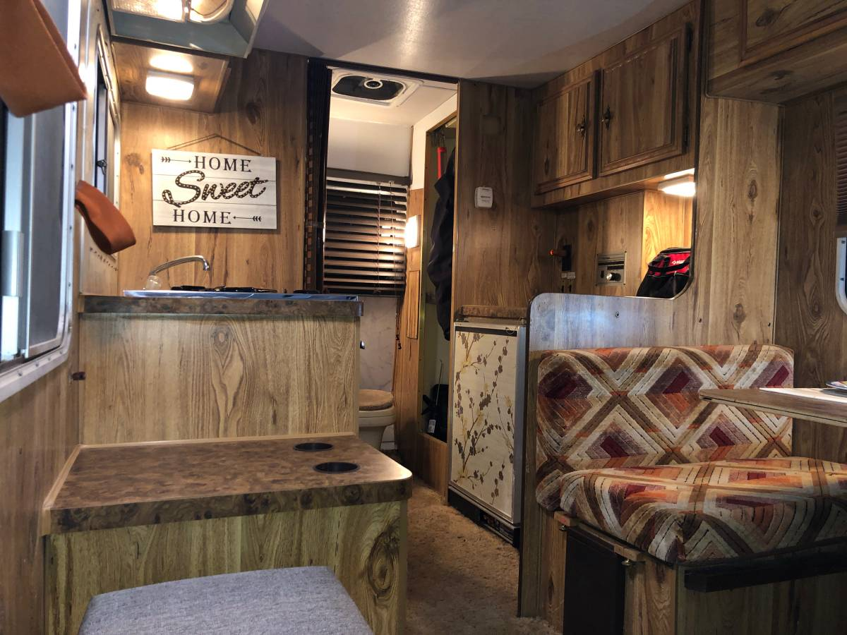 1984 Toyota 4 cylinder Manual Motorhome For Sale in ...