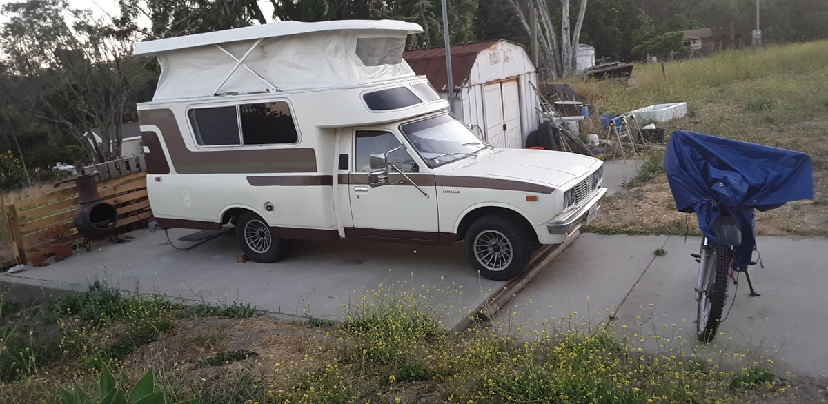 1978 Toyota Chinook 17 Feet Motorhome For Sale in Pismo ...