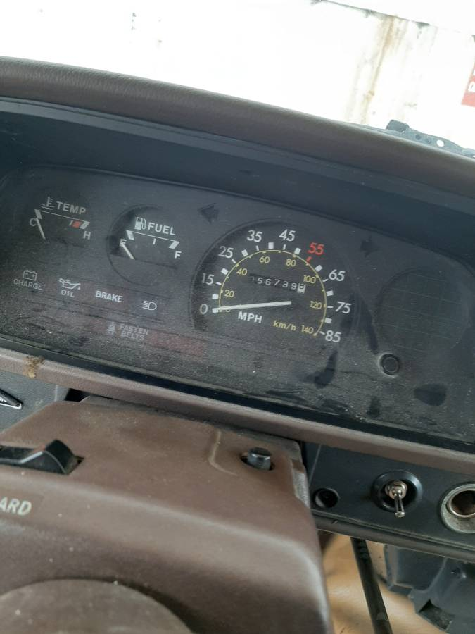1982 Toyota Mini Cruiser Motorhome For Sale in Portsmouth, NH